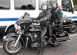 "Harley-Davidson Electra Glide ""Ultra Classic""."