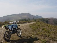 Enduro. Husqvarna 250WR from 1996